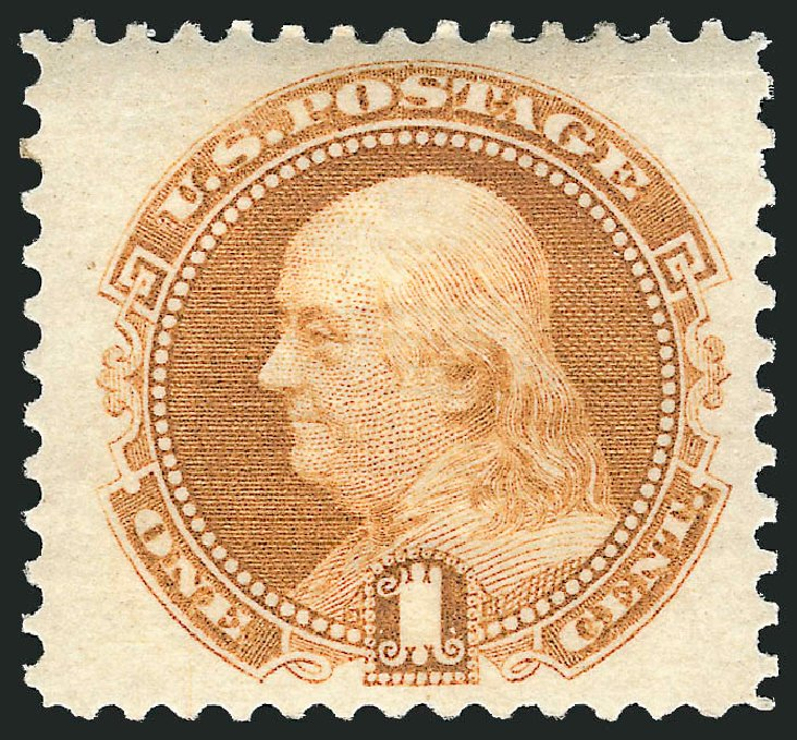 Cost of US Stamp Scott #112 - 1869 1c Pictorial Franklin. Robert Siegel Auction Galleries, Apr 2015, Sale 1096, Lot 215