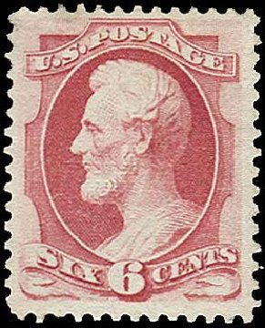 Costs of US Stamp Scott Cat. #137: 6c 1870 Lincoln Grill. Regency-Superior, Nov 2014, Sale 108, Lot 318