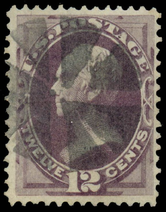 Costs of US Stamp Scott Cat. # 140 - 12c 1870 Clay Grill. Daniel Kelleher Auctions, Sep 2013, Sale 639, Lot 3254