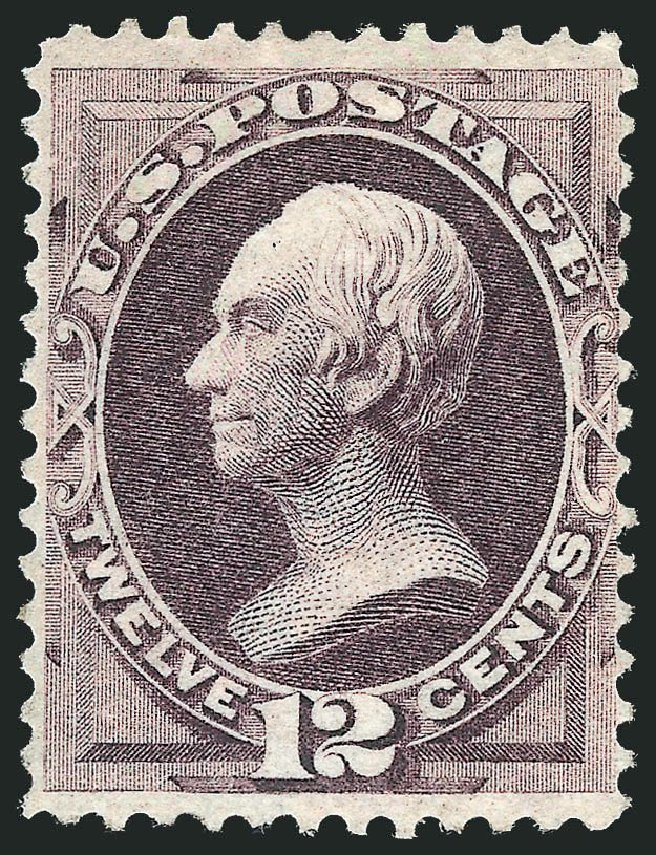 Cost of US Stamps Scott # 140: 12c 1870 Clay Grill. Robert Siegel Auction Galleries, May 2013, Sale 1044, Lot 122