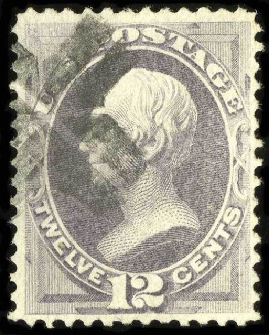 Costs of US Stamps Scott Catalogue # 140 - 12c 1870 Clay Grill. Spink Shreves Galleries, Jul 2015, Sale 151, Lot 136