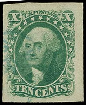 Prices of US Stamp Scott Catalog #15: 10c 1855 Washington. H.R. Harmer, Jun 2015, Sale 3007, Lot 3107