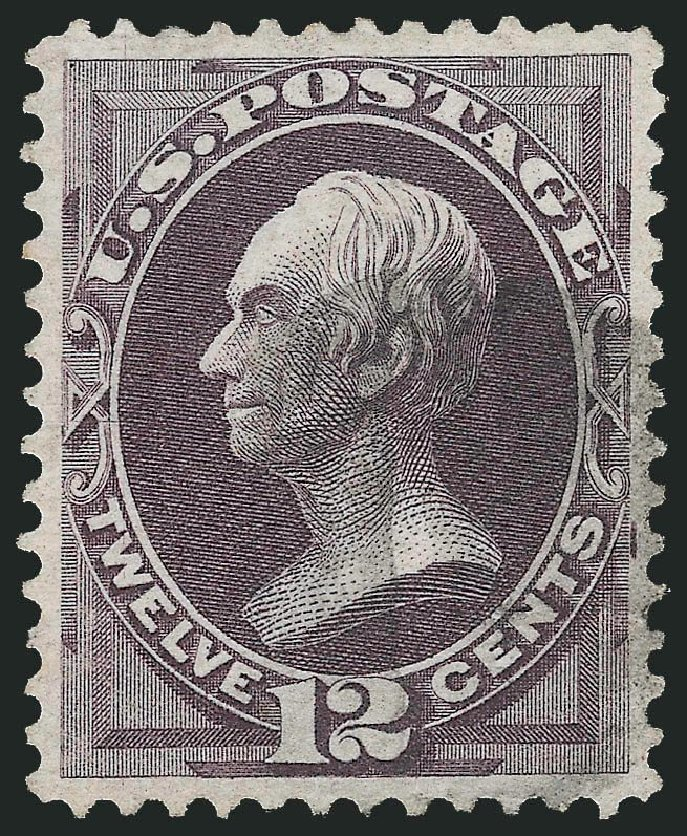 Prices of US Stamp Scott 151: 12c 1870 Clay Without Grill. Robert Siegel Auction Galleries, Nov 2014, Sale 1084, Lot 3400