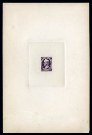 Values of US Stamps Scott #164 - 1873 24c Winfield Scott Continental. Matthew Bennett International, Dec 2008, Sale 330, Lot 1660