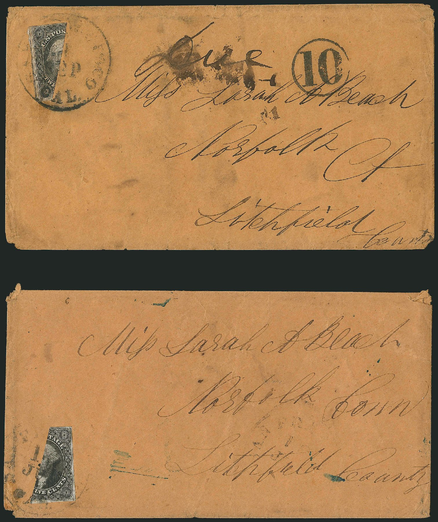US Stamps Value Scott 17: 12c 1851 Washington. Robert Siegel Auction Galleries, Jun 2015, Sale 1106, Lot 3037