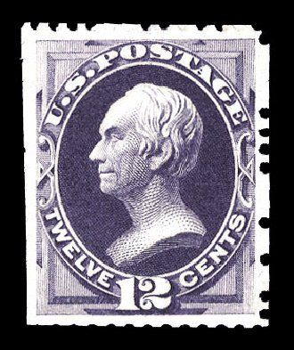 Prices of US Stamp Scott Catalog #173 - 12c 1875 Clay Special Printing. Cherrystone Auctions, Oct 2012, Sale 201210, Lot 99