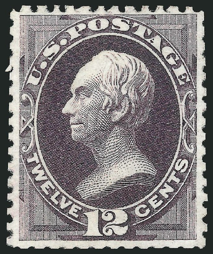 US Stamp Prices Scott Cat. #173: 1875 12c Clay Special Printing. Robert Siegel Auction Galleries, Mar 2013, Sale 1040, Lot 1431