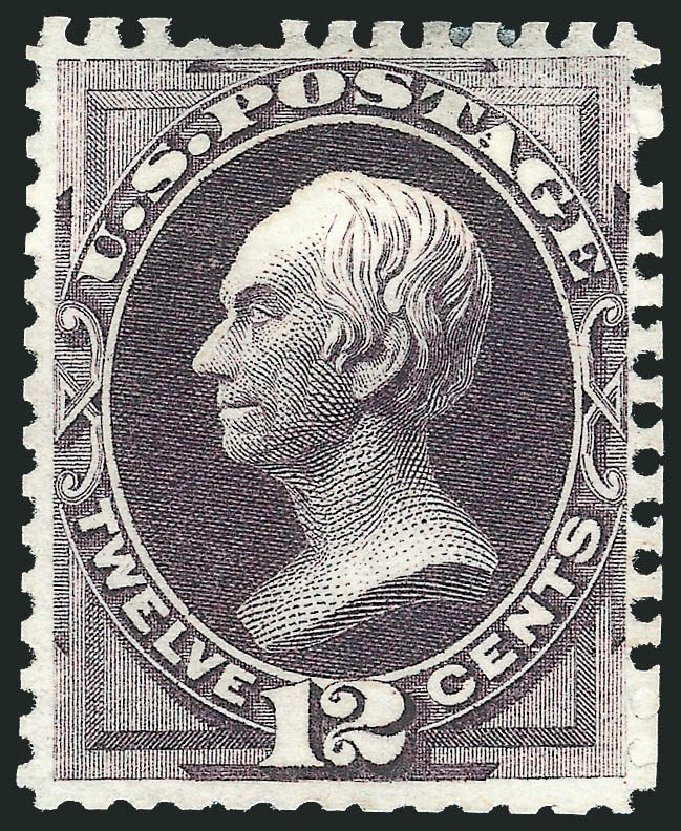 Prices of US Stamps Scott Catalog #173: 1875 12c Clay Special Printing. Robert Siegel Auction Galleries, Mar 2014, Sale 1067, Lot 1166