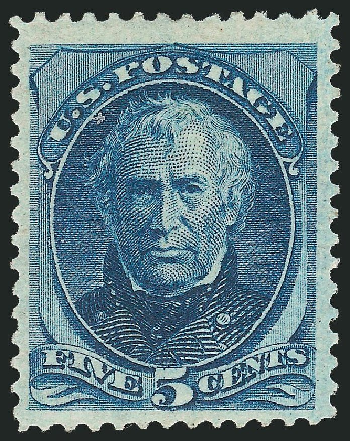 Value of US Stamp Scott Catalog #179: 5c 1875 Taylor Continental. Robert Siegel Auction Galleries, Nov 2013, Sale 1061, Lot 3614
