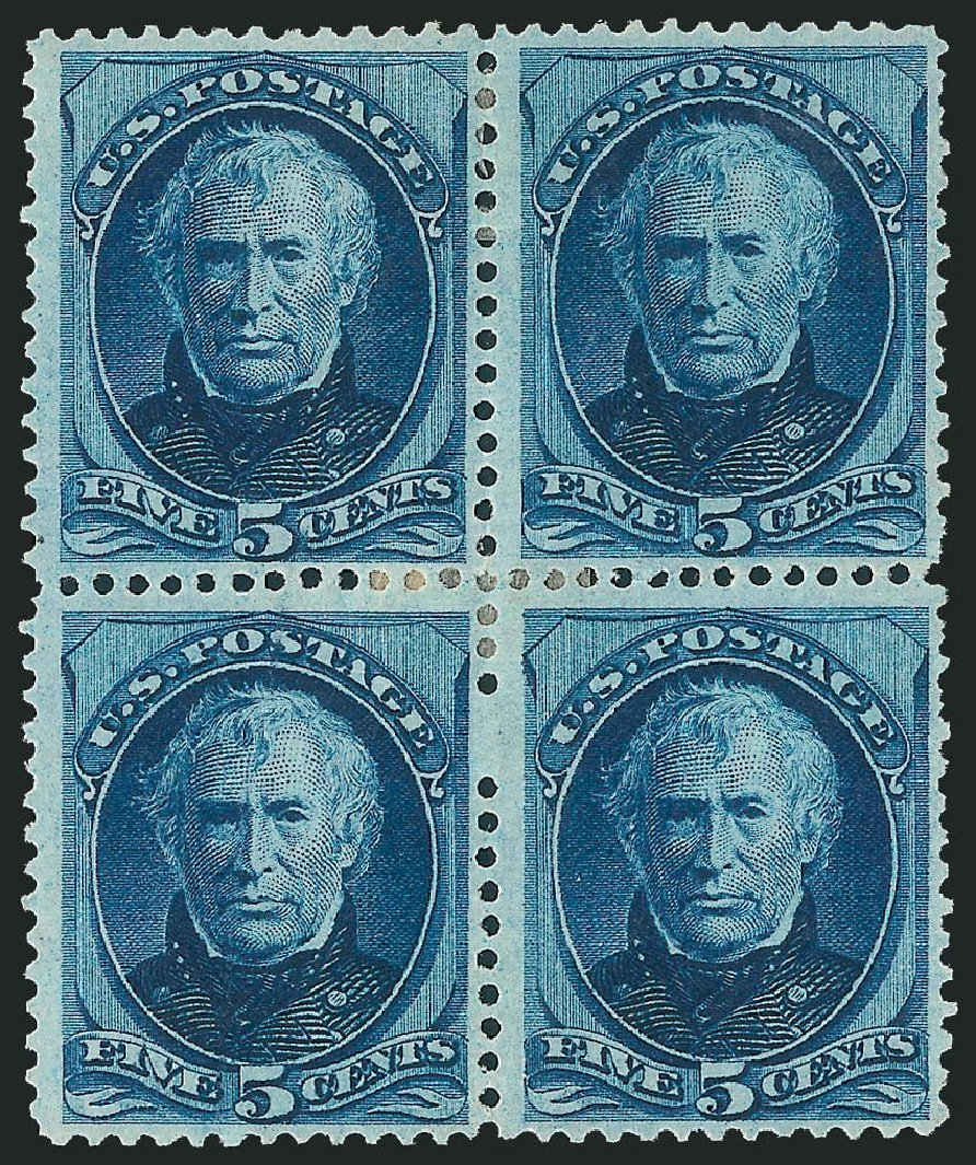 Prices of US Stamps Scott #179 - 1875 5c Taylor Continental. Robert Siegel Auction Galleries, Nov 2013, Sale 1061, Lot 3615