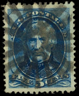 Cost of US Stamp Scott #179 - 1875 5c Taylor Continental. Daniel Kelleher Auctions, Jan 2015, Sale 663, Lot 1412