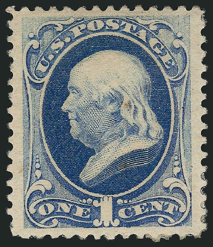 Us Stamp Prices Scott Catalog 182 1c 1879 Franklin