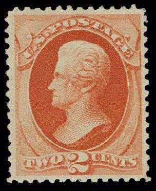 Prices of US Stamps Scott Catalogue # 183: 2c 1879 Jackson. H.R. Harmer, May 2014, Sale 3005, Lot 1138