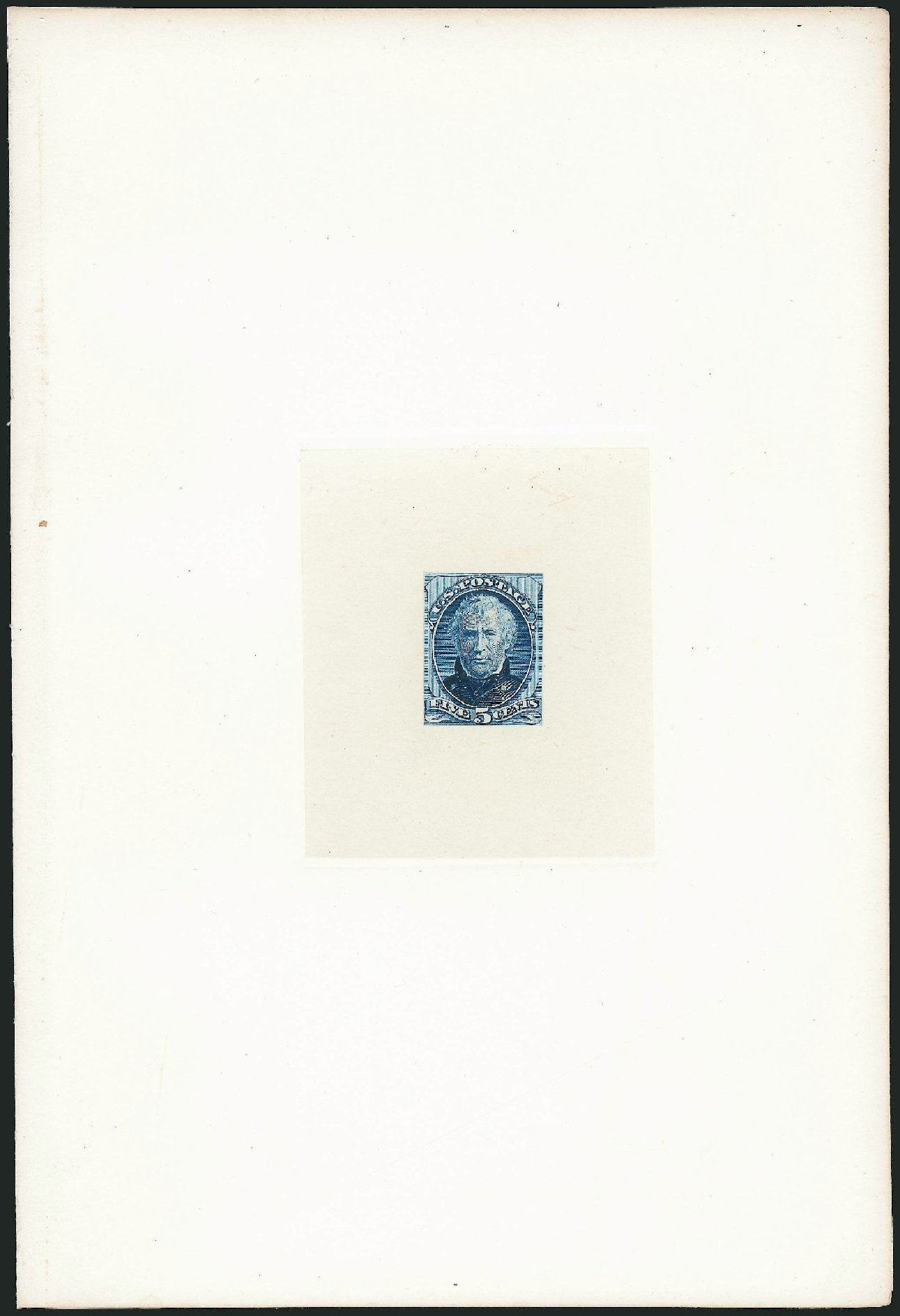 US Stamp Value Scott Catalog # 185: 5c 1879 Taylor. Robert Siegel Auction Galleries, Oct 2014, Sale 1082, Lot 126