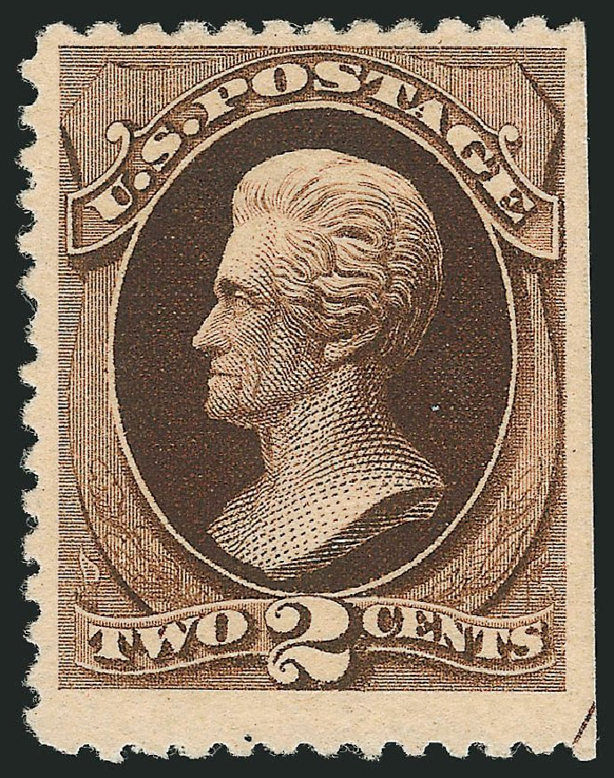 Cost of US Stamp Scott Catalog 193 - 1880 2c Jackson Special Printing. Robert Siegel Auction Galleries, Apr 2015, Sale 1096, Lot 345