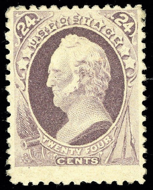 Price of US Stamp Scott Catalog # 200: 1880 24c Winfield Scott Special Printing. Spink Shreves Galleries, May 2014, Sale 148, Lot 184