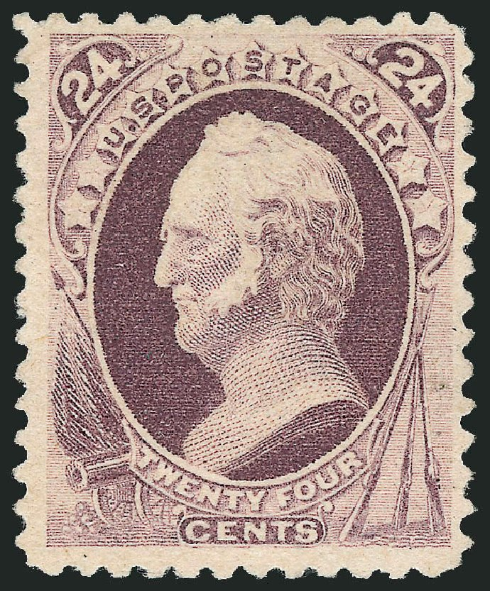 US Stamp Price Scott Catalogue #200 - 1880 24c Winfield Scott Special Printing. Robert Siegel Auction Galleries, Jun 2011, Sale 1010, Lot 72
