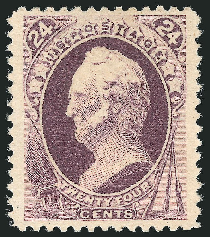 Cost of US Stamps Scott Cat. # 200 - 1880 24c Winfield Scott Special Printing. Robert Siegel Auction Galleries, Dec 2012, Sale 1036, Lot 133
