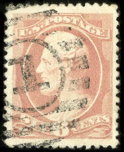 US Stamp Value Scott 208 - 6c 1882 Lincoln. Spink Shreves Galleries, Jul 2015, Sale 151, Lot 168