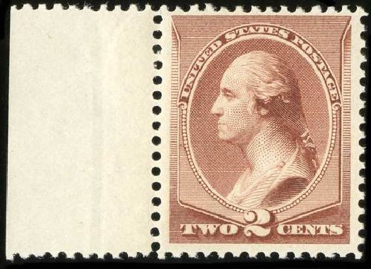 Price of US Stamps Scott Catalogue 211B - 2c 1883 Washington Special Printing. Spink Shreves Galleries, Jul 2015, Sale 151, Lot 171