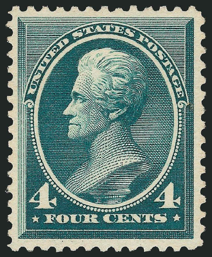 Price of US Stamps Scott Catalog #211D: 4c 1883 Jackson Special Printing. Robert Siegel Auction Galleries, Oct 2010, Sale 997, Lot 5618