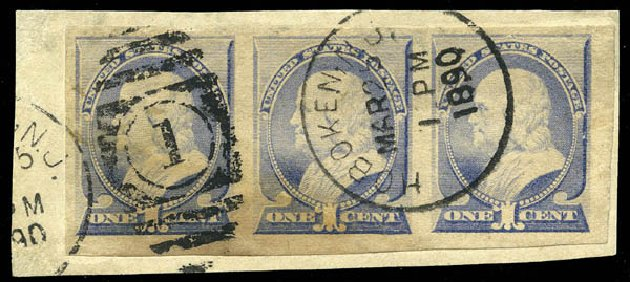 US Stamp Price Scott 212: 1c 1883 Franklin. Matthew Bennett International, Feb 2015, Sale 351, Lot 136