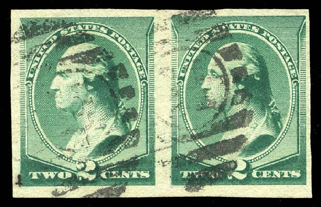 Price of US Stamps Scott # 213: 1883 2c Washington. Matthew Bennett International, Feb 2015, Sale 351, Lot 137
