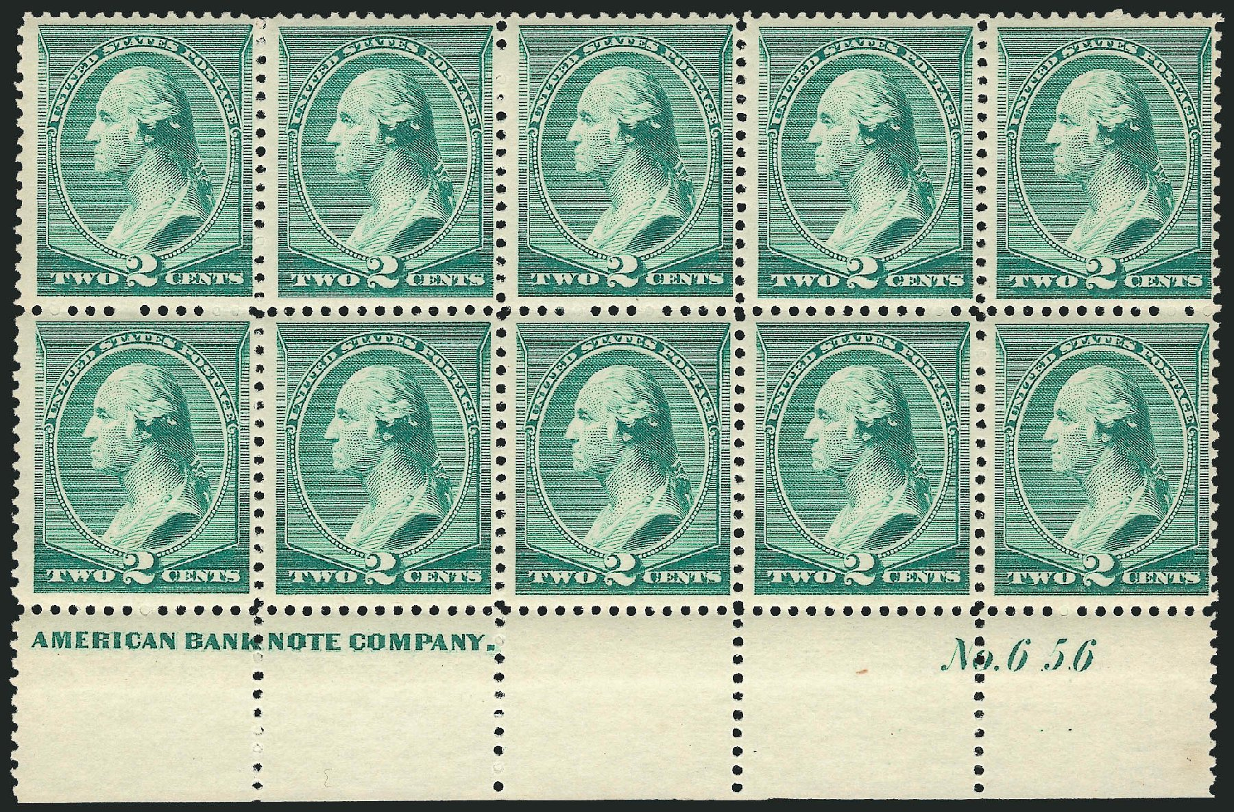 US Stamp Prices Scott Catalogue #213: 2c 1883 Washington. Robert Siegel Auction Galleries, Apr 2015, Sale 1096, Lot 374