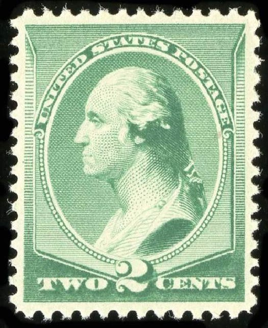 US Stamps Value Scott #213 - 1883 2c Washington. Spink Shreves Galleries, Jul 2015, Sale 151, Lot 174