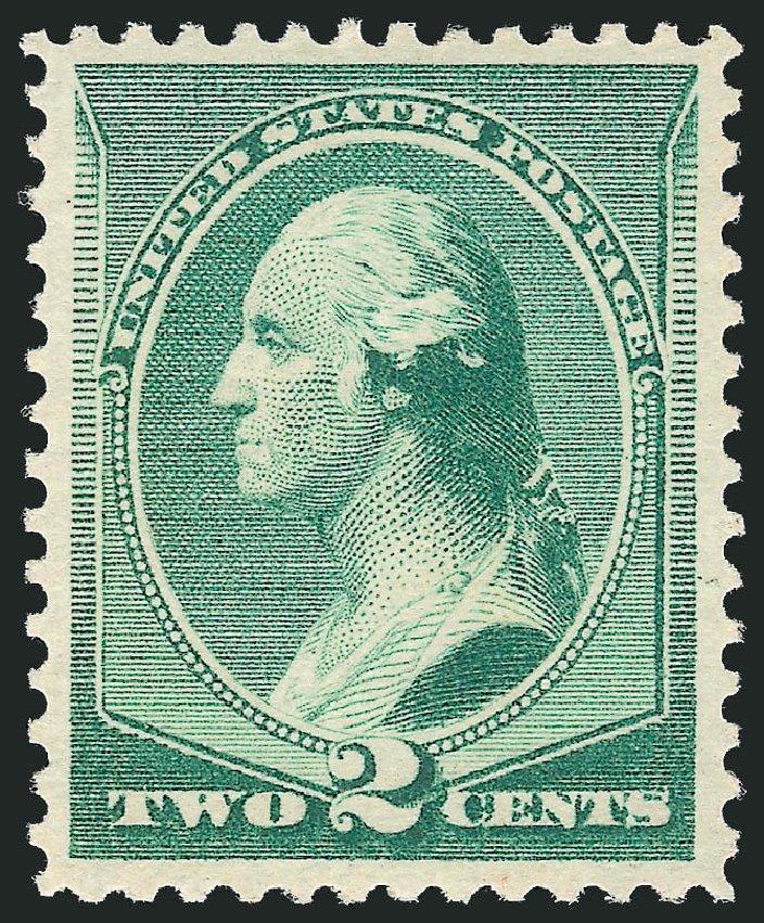 Cost of US Stamps Scott #213: 1883 2c Washington. Robert Siegel Auction Galleries, Dec 2012, Sale 1037, Lot 1766