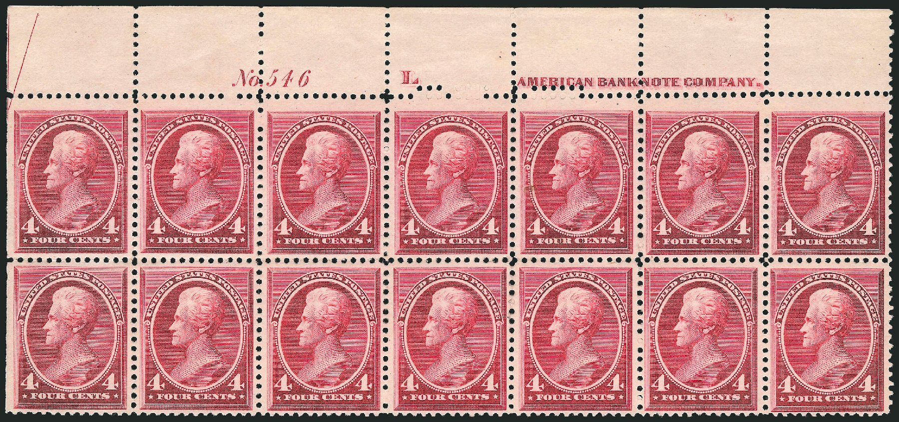 Prices of US Stamp Scott # 215: 1883 4c Jackson. Robert Siegel Auction Galleries, Nov 2014, Sale 1084, Lot 3481