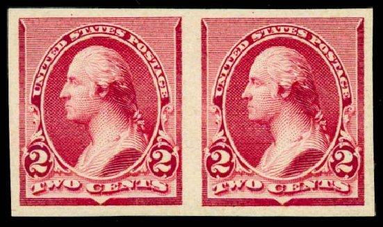 Cost of US Stamps Scott Cat. #219D: 2c 1890 Washington. Daniel Kelleher Auctions, Sep 2013, Sale 639, Lot 1064