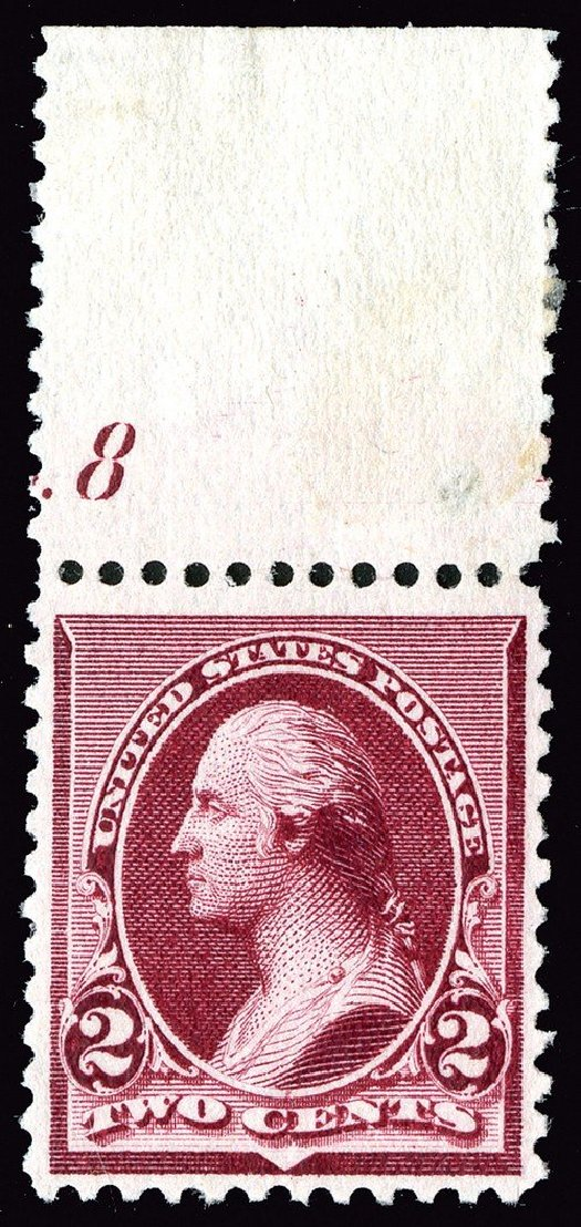 Cost of US Stamps Scott 219D - 2c 1890 Washington. Spink Shreves Galleries, May 2014, Sale 148, Lot 194