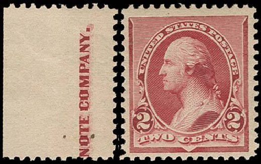 Prices of US Stamp Scott # 219D - 2c 1890 Washington. H.R. Harmer, Oct 2014, Sale 3006, Lot 1242