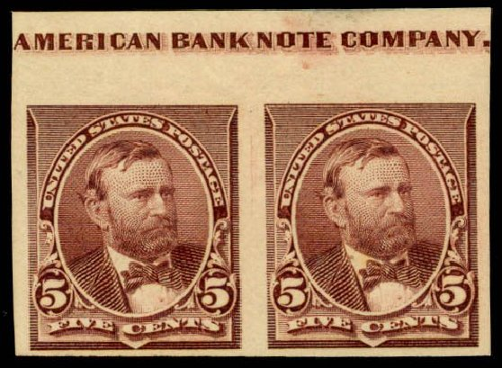 US Stamp Prices Scott #223: 5c 1890 Grant. Daniel Kelleher Auctions, May 2014, Sale 652, Lot 332