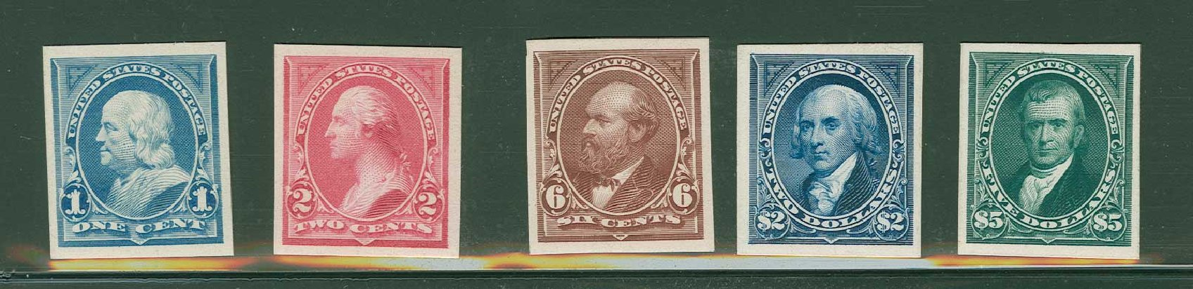 US Stamp Price Scott Catalog 247: 1894 1c Franklin. H.R. Harmer, Jun 2015, Sale 3007, Lot 3053
