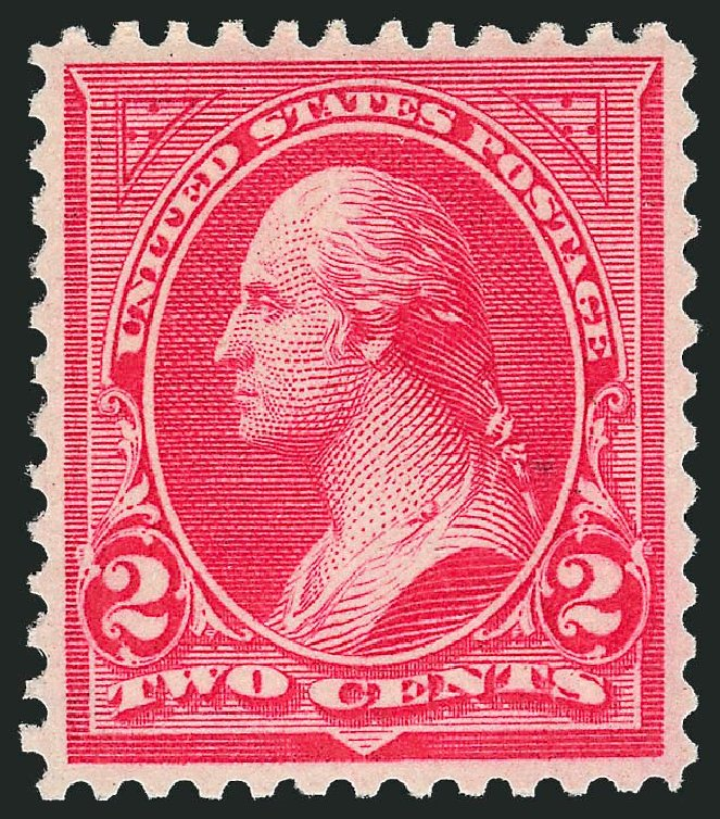 Cost of US Stamp Scott 251 - 2c 1894 Washington. Robert Siegel Auction Galleries, Sep 2014, Sale 1078, Lot 382