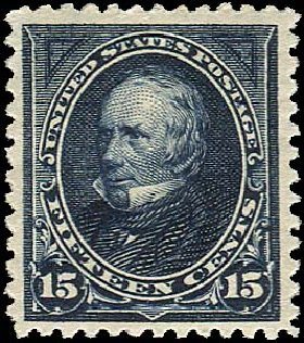 Costs of US Stamps Scott Catalog #259: 15c 1894 Clay. Regency-Superior, Jan 2015, Sale 109, Lot 967