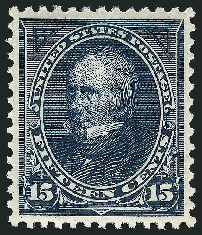 Prices of US Stamp Scott Catalog #259 - 1894 15c Clay. Robert Siegel Auction Galleries, Feb 2015, Sale 1092, Lot 1198