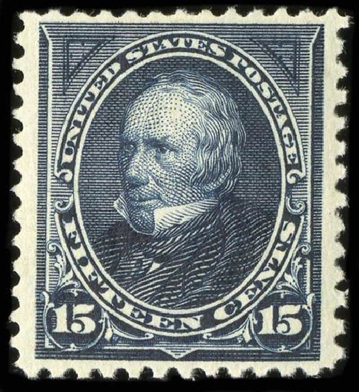 Value of US Stamps Scott Catalog # 259: 15c 1894 Clay. Spink Shreves Galleries, Jul 2015, Sale 151, Lot 205