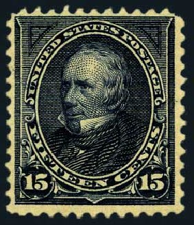 Price of US Stamp Scott # 259: 1894 15c Clay. Harmer-Schau Auction Galleries, May 2015, Sale 105, Lot 146