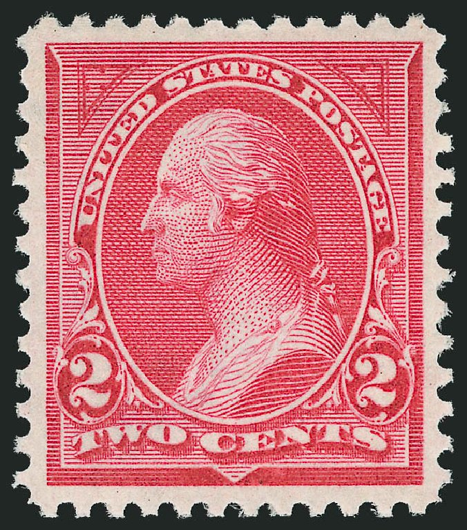Prices of US Stamps Scott Catalog # 265 - 2c 1895 Washington. Robert Siegel Auction Galleries, Nov 2012, Sale 1034, Lot 247