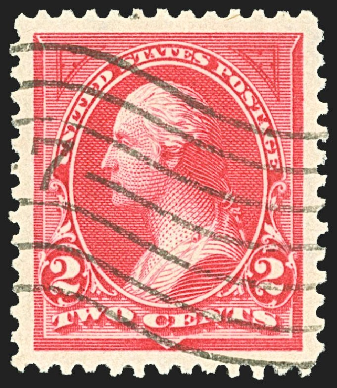 Cost of US Stamps Scott # 265: 2c 1895 Washington. Robert Siegel Auction Galleries, Jul 2015, Sale 1107, Lot 354