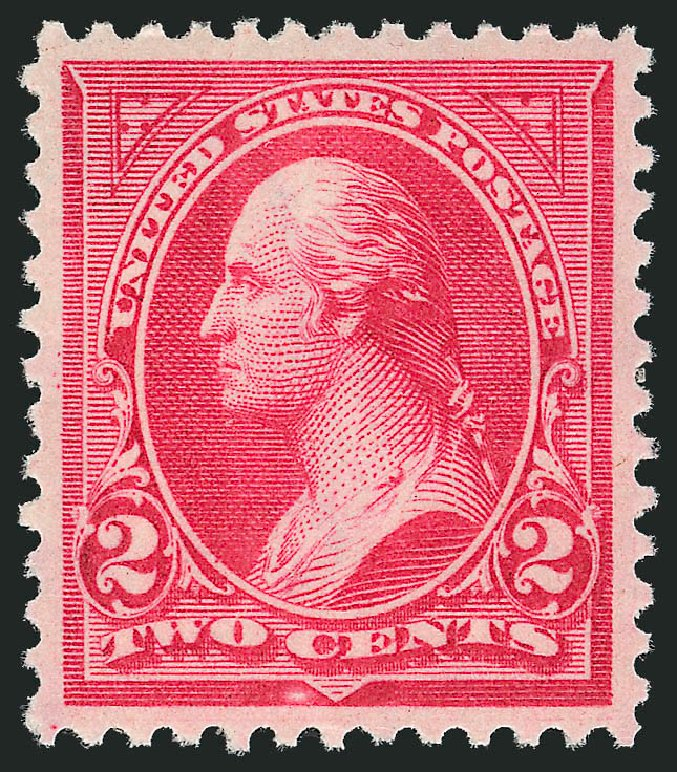 Costs of US Stamps Scott Cat. #266: 1895 2c Washington. Robert Siegel Auction Galleries, Nov 2012, Sale 1034, Lot 248