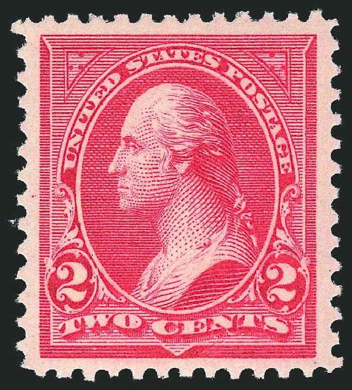 Costs of US Stamp Scott Cat. #266 - 2c 1895 Washington. Robert Siegel Auction Galleries, May 2013, Sale 1044, Lot 214