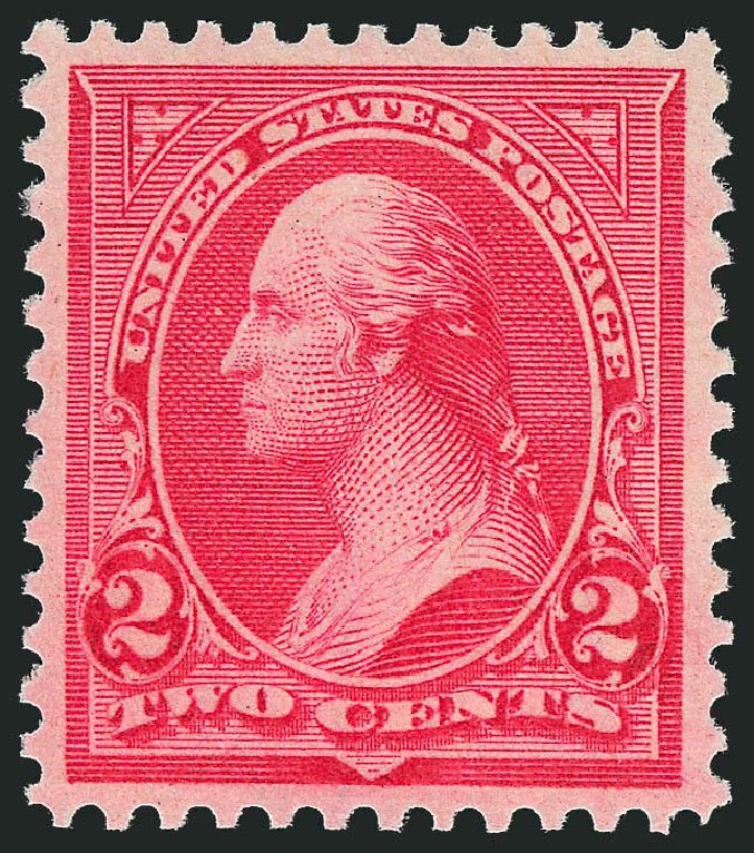 Value of US Stamp Scott 267: 2c 1895 Washington. Robert Siegel Auction Galleries, Nov 2013, Sale 1057, Lot 857