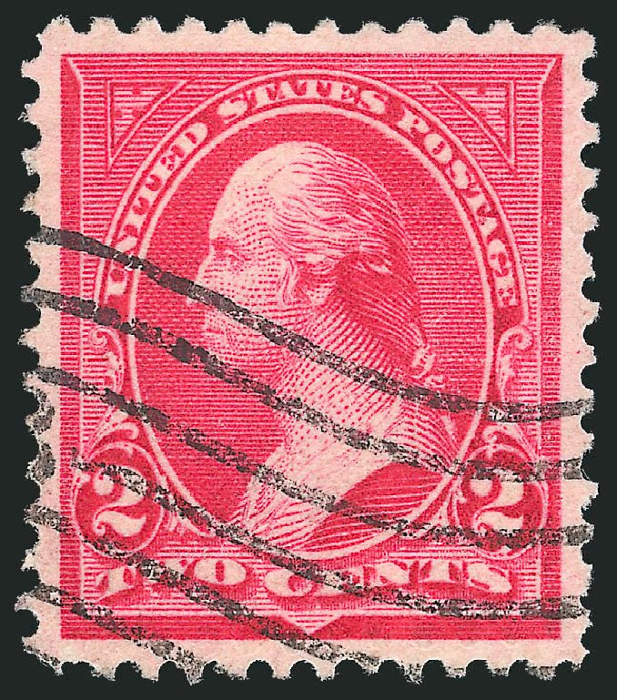 US Stamp Prices Scott Cat. #267 - 2c 1895 Washington. Robert Siegel Auction Galleries, Oct 2012, Sale 1032, Lot 3382