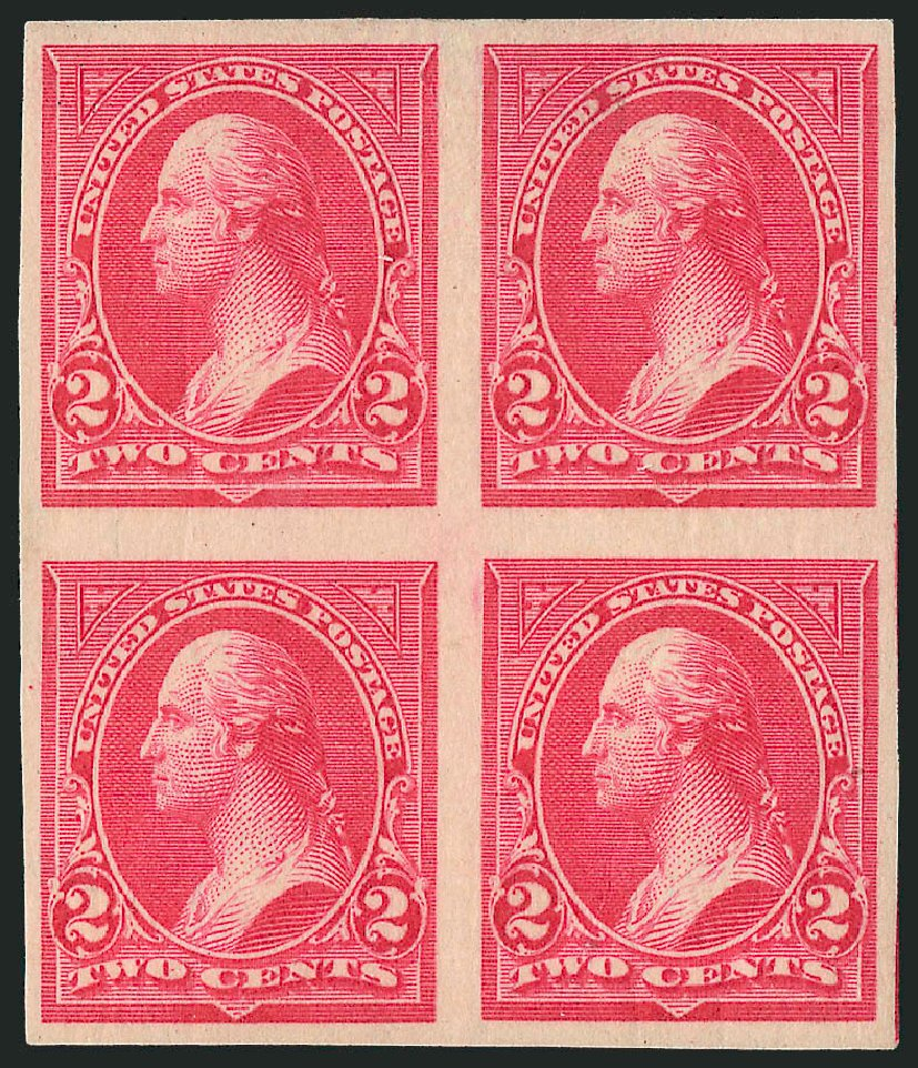 Value of US Stamps Scott Catalog 267 - 1895 2c Washington. Robert Siegel Auction Galleries, Apr 2015, Sale 1096, Lot 473