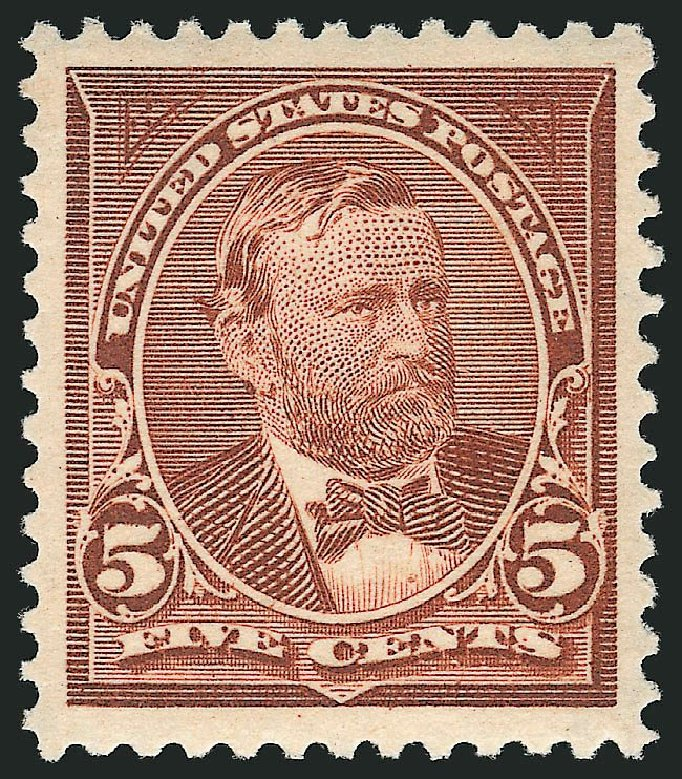 Costs of US Stamps Scott Cat. # 270: 1895 5c Grant. Robert Siegel Auction Galleries, Mar 2014, Sale 1067, Lot 1270