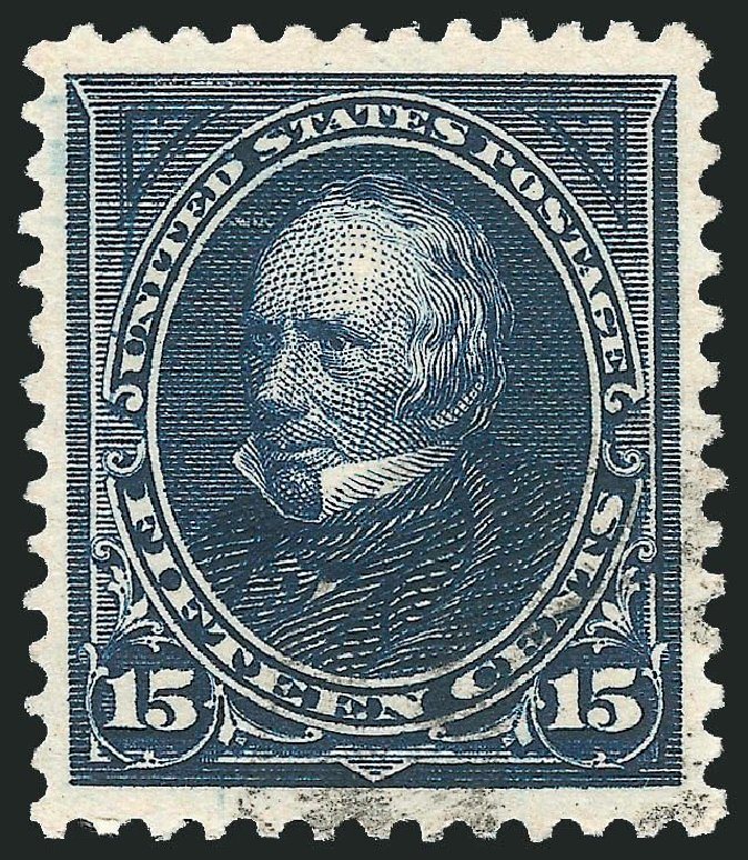 Price of US Stamps Scott Catalogue #274: 15c 1895 Clay. Robert Siegel Auction Galleries, Nov 2014, Sale 1084, Lot 3617